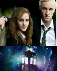 Doctor Who & Dramione
