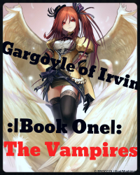 Gargoyle of Irvin - Book One: The Vampire Lukas