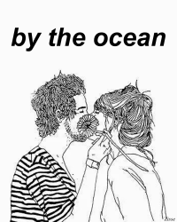 by the ocean | luke hemmings