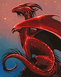 Rare Dragon, Red Dragon