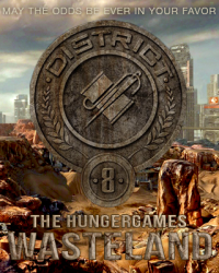Wasteland - The Hunger Games