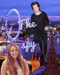The Spy - With Harry Styles