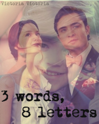 3 words, 8 letters