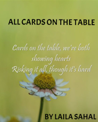 ALL CARDS ON THE TABLE