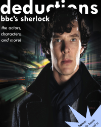 deductions ; a sherlock fanzine