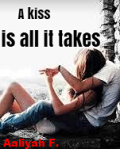 A kiss is all it takes