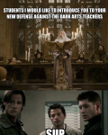 7 Minutes In Heaven (Supernatural Version)