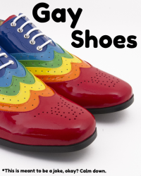 Gay Shoes