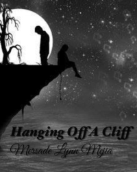 Hanging Off A Cliff