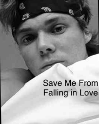 Save me from falling in love