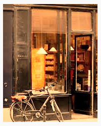 Bookstores & Bicycles