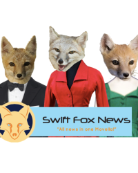 Swift Fox News: Your Daily News Channel