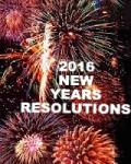 New Years Resolutions!!!