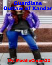 Guardians Outlaw of Xandar