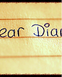 Dear Diary (Scandalous Version) *ENTRY FOR DEAR DIARY CONTEST*