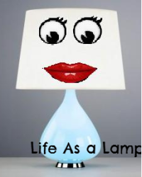 Pixar Story Competition:   Life As a Lamp
