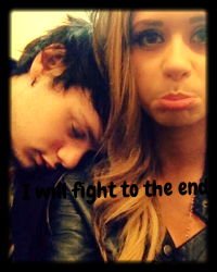 I wil fight to the end