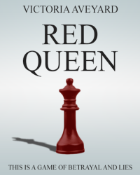 Red Queen Alternate Cover - Second Entry