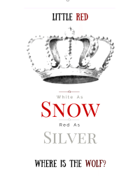 White as Snow, Red as Silver