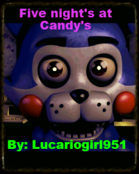 Five night's at candy's 1