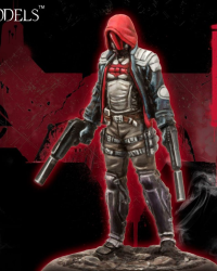 Guardians of the galaxy: The Red Hood
