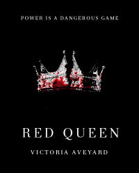 Red Queen: Alternate Cover