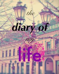 The diary of my life