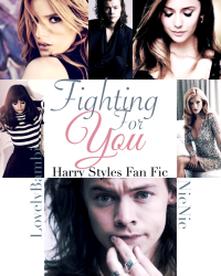 Fighting For You {h.s}