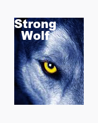 Strong Wolf
