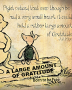 A Large Amount of Gratitude (3 Good Things)