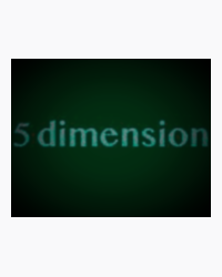 The 5 Dimension