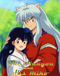 The Hanyou and His Miko