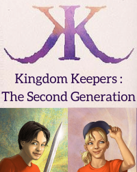 Kingdom Keepers: The Second Generation (A Percy Jackson/Kingdom Keepers Crossover)
