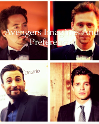 Avengers imagines and preferences