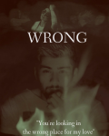 WRONG ▹ Fictional Writing