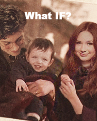"""""""What If?"""" a Harry Potter fanfiction"""