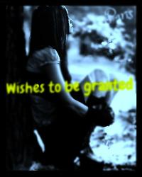 Wishes to be granted.