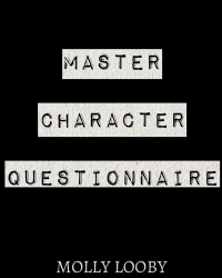 Master Character Questionnaire