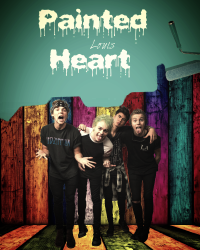 Painted Heart (5SOS Fanfic)