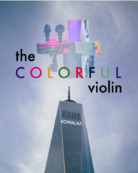 The Colorful Violin