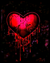 The Blood Bath of a Broken heart