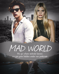 Mad World - Harry Styles fanfiction