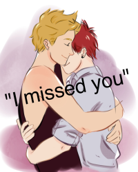 "Muke, 5sos: ""I missed you."""