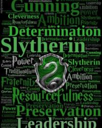 "Harry Potter, the ""Slythering Slytherin"""