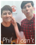 Phil...I can't