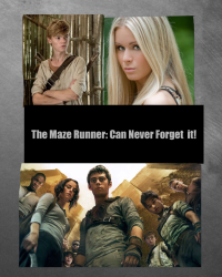 The Maze Runner: Can Never Forget It!