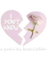 I don't know - for the Heartbroken Writing Competition