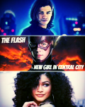The Flash - New Girl In Central City