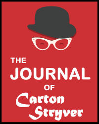 The Journal of Carton Stryver