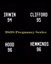 5SOS Pregnancy Series